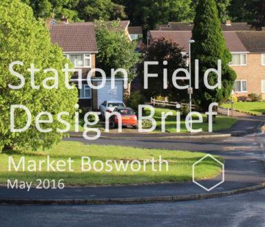 Station Field Design Brief Cover