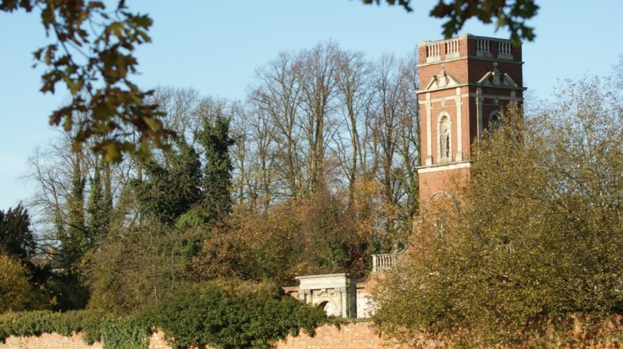 Bosworth Hall Water Tower