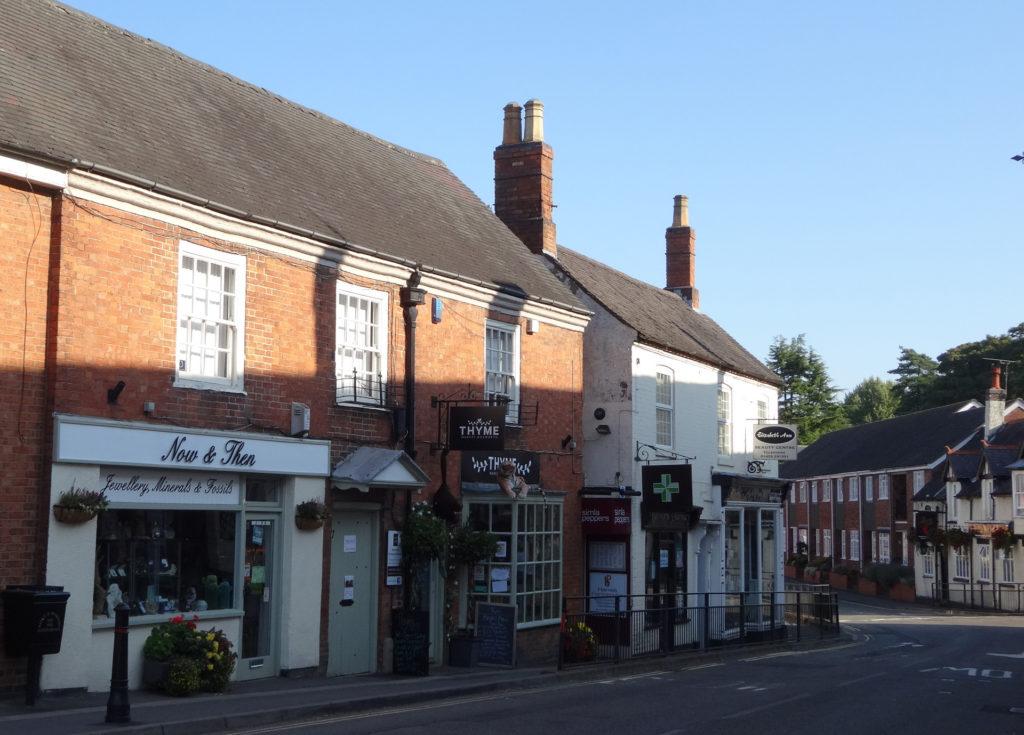 Main Street, Market Bosworth