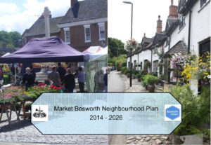 Front page of the Neighbourhood Plan
