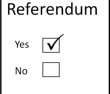 Referendum Logo